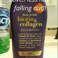 OGX® Biotin & Collagen Shampoo uploaded by Melissa C.