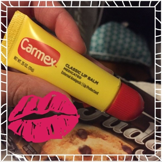 Carmex Cherry Lip Balm uploaded by Storm B.