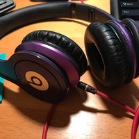 Beats Solo HD On-Ear Headphone (Purple) (Discontinued by Manufacturer) uploaded by Emily D.
