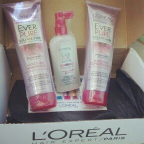 L'Oréal Paris Hair Care Hair Expertise Ever Pure Moisture Conditioner uploaded by LIBIA JAEL R.