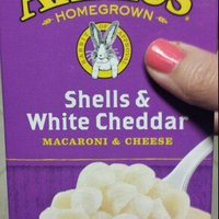 Annie's Homegrown Rice Shells & Creamy White Cheddar Gluten Free Macaroni & Cheese uploaded by Shea L.