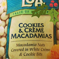 Mauna Loa Macadamias Nuts, Cookies and Creme, 11 Ounce uploaded by Kaitlin S.