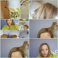 Bed Head Totally Baked Volumizing & Prepping Hair Meringue by TIGI for Unisex - 7 oz Styler uploaded by Kim v.