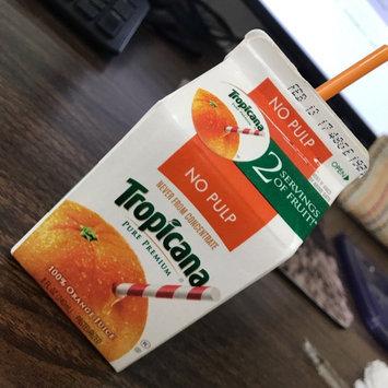 Photo of Tropicana® No Pulp 100% Pure Florida Orange Juice uploaded by Daniela O.