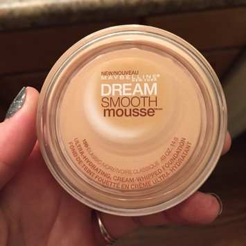 Maybelline Dream Smooth Mousse Foundation uploaded by Reagan P.