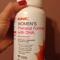 GNC Women's Prenatal Formula with DHA uploaded by Amber K.