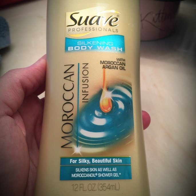 Sauve Professionals Moroccan Argan Oil Silkening Body Wash uploaded by Danni T.