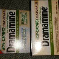 Dramamine® Non-Drowsy Naturals Motion Sickness Relief Capsules uploaded by Christie M.