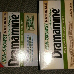 NEW Dramamine® Non-Drowsy Naturals uploaded by Christie M.
