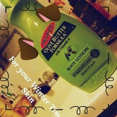 Palmer's Olive Oil Formula Cream Oil Body Moisturizer uploaded by Kalena P.