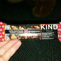 KIND® Dark Chocolate Cherry Cashew + Antioxidants uploaded by Erin M.