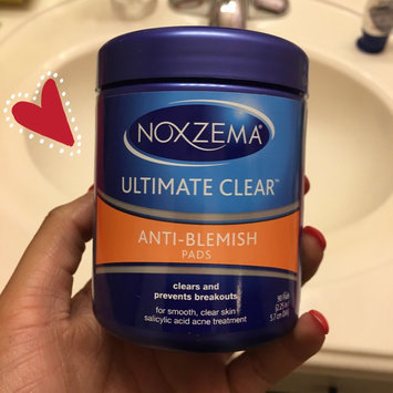 Photo of Noxzema Ultimate Clear Anti-Blemish Pads uploaded by Madisen R.