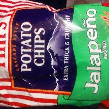 Photo of Tim's® Cascade Style Potato Chips Jalapeno Seasoned 16 oz. Bag uploaded by Nikkita W.