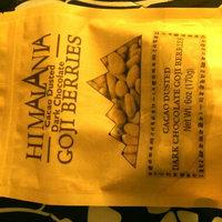 Himalania Dark Chocolate Cacao Dusted Goji Berries uploaded by Teresa K.