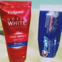 Colgate Optic White Anticavity Fluoride Toothpaste Cool Mint uploaded by Nicole B.