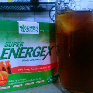 Adrien Gagnon Natural Health Super Energex+ uploaded by Taylor D.
