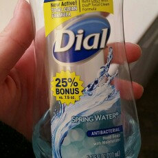 Photo of Dial Complete Antibacterial Foaming Hand Wash uploaded by Kristi b.