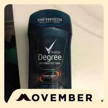 Degree® Cool Comfort All Day Protection Anti-perspirant Deodorant for Men uploaded by Kate K.