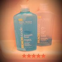 John Frieda® Beach Blonde™ Smooth Seas™ Conditioner uploaded by Amanda B.