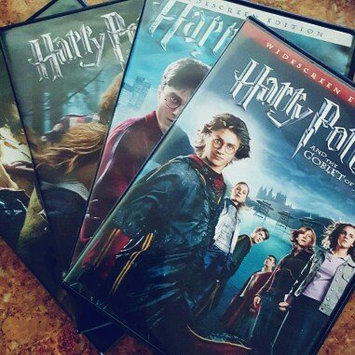 Warner Brothers Harry Potter: The Complete 8-Film Collection Dvd from Warner Bros. uploaded by Alyssa K.