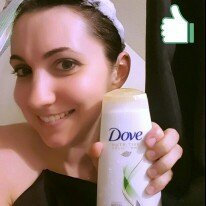 Dove Daily Moisture Therapy Shampoo uploaded by Ashlen M.