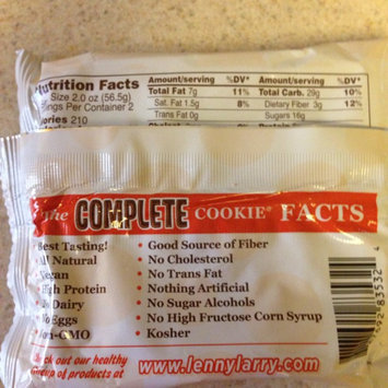 Photo of Lenny & Larry's The Complete Cookie, Pumpkin Spice, 4-Ounce Cookies (Pack of 12) uploaded by Patricia A.