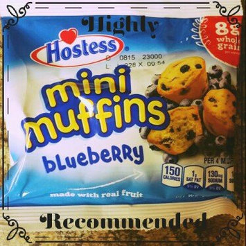 Photo of Hostess Muffin Snack Blueberry uploaded by Jessica P.