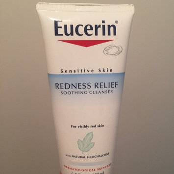 Photo of Eucerin Redness Relief Soothing Cleanser uploaded by Jill S.