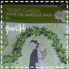 Photo of Sally's Box Secret Garden Face Mask Olive Oil Ampoule Mask uploaded by Lizbeth B.