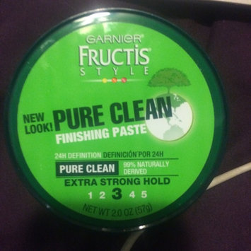 Photo of Garnier Fructis Pure Clean Finishing Paste uploaded by Amanda O.