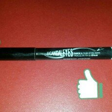 Photo of Rimmel ScandalEyes Thick & Thin Eyeliner uploaded by Maria P.
