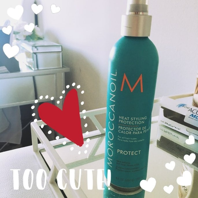 Moroccanoil Heat Styling Protection uploaded by Katie A.