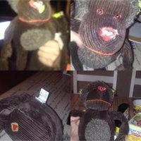HuggleHounds Tuffut Chimp Dog Toy - Large uploaded by Amber H.