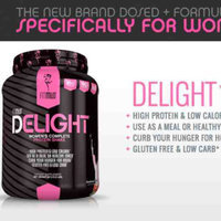 FitMiss Delight Women's Complete Protein Shake Chocolate Delight uploaded by Kyrstin G.