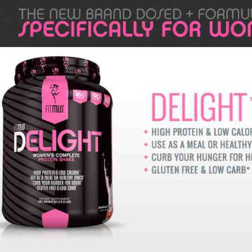 Photo of FitMiss Delight Women's Complete Protein Shake Chocolate Delight uploaded by Kyrstin G.