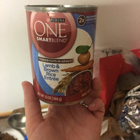 PURINA ONE® Smartblend Tender Cuts In Gravy Lamb & Brown Rice Entree uploaded by Claire M.