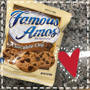 Photo of Famous Amos® Chocolate Chip Cookies uploaded by Kaitlyn L.