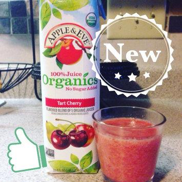 Photo of Apple & Eve® 100% Juice Organics Tart Cherry Juice 33.8 fl. oz. Carton uploaded by Michelle J.