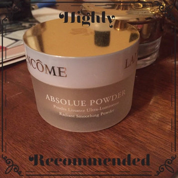 Photo of Lancôme Absolue Powder Radiant Smoothing Powder uploaded by Ashley M.