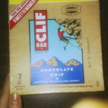 Photo of Clif Bar Chocolate Chip Energy Bar uploaded by Madeline C.