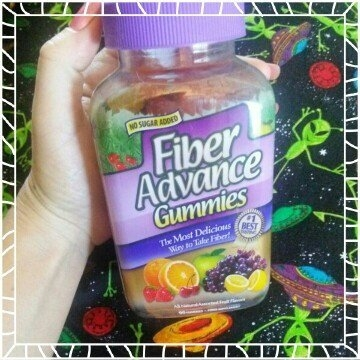 FiberAdvance Gummies, 90 Count uploaded by Brenda D.
