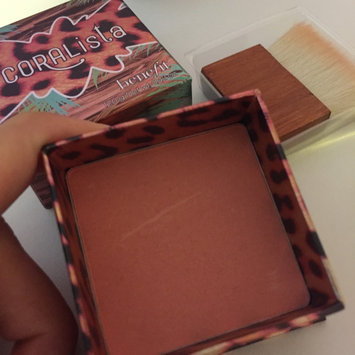 Photo of Benefit Cosmetics Coralista Blush uploaded by Hanane B.