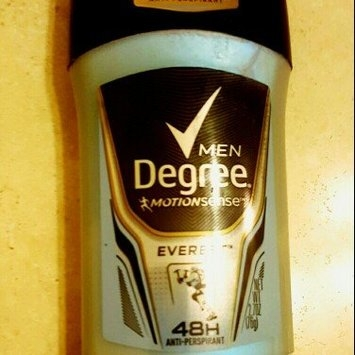 Degree Men Motion Sense Antiperspirant, Everest 2.7 oz (Pack of 6) uploaded by Alyssa K.