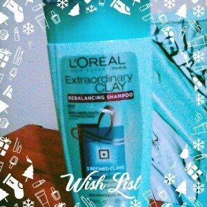 L'Oreal Paris Hair Expert Extraordinary Clay Shampoo 25.4 fl. oz. Bottle uploaded by Yineidy B.