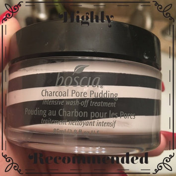 boscia Charcoal Pore Pudding Intensive Wash-Off Treatment uploaded by Isamar E.