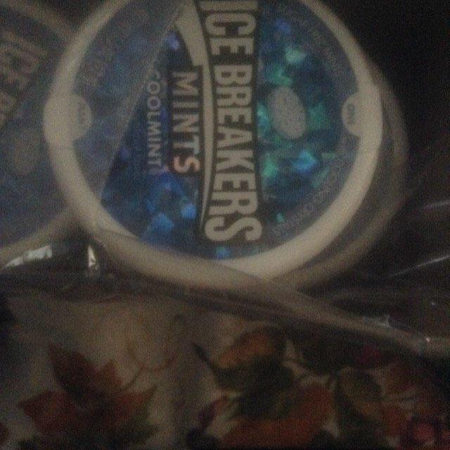 ICE BREAKERS SUGAR FREE MINTS COOLMINT
