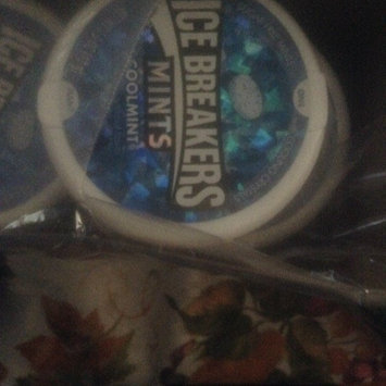 Photo of ICE BREAKERS SUGAR FREE MINTS COOLMINT uploaded by LoLo M.