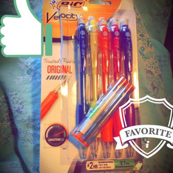 Photo of BIC BIC Velocity 4ct 0.7MM Mechanical Pencil uploaded by Jessica I.