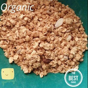 Photo of Cascadian Farm Organic Fruit and Nut Granola uploaded by Allison D.