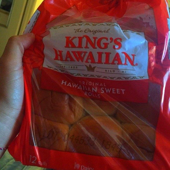 King's Hawaiian Original Hawaiian Sweet Rolls uploaded by Yia V.